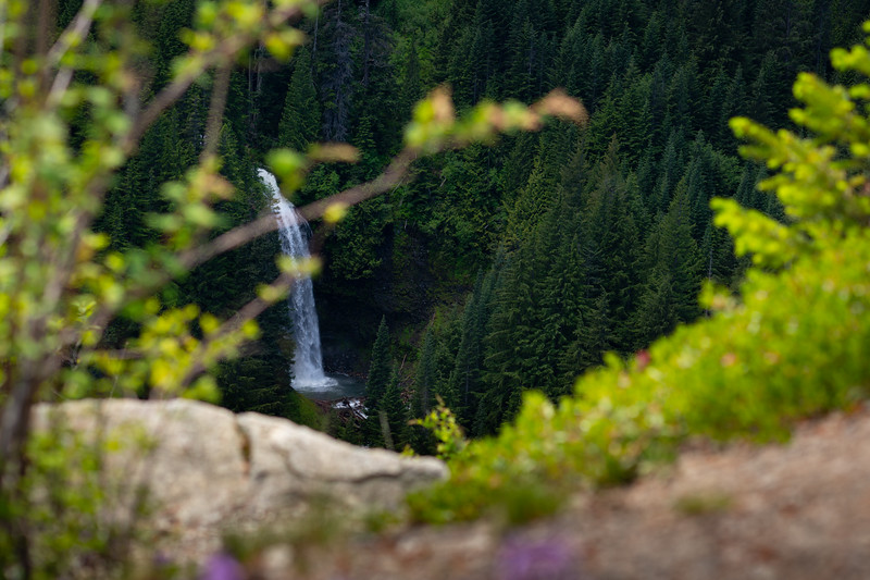 Martha Falls, Rainier National Park, WA