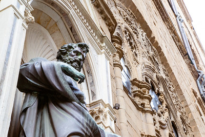 Details of Orsanmichele
