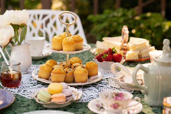 Summer Tea Party