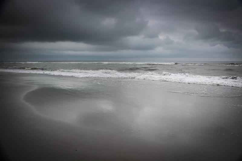 Dark day on Emerald Isle