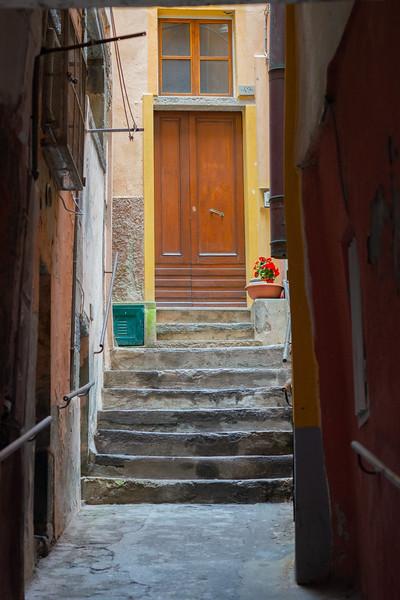 Vernazza, Cinque Terre, Italy, May 2018