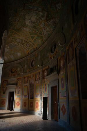 Palazzo Farnese, Caprarola, Italy, May 2018