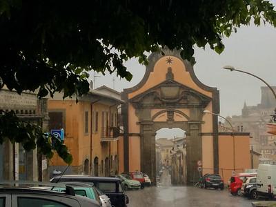 Soriano nel Cimino, Italy, May 2018
