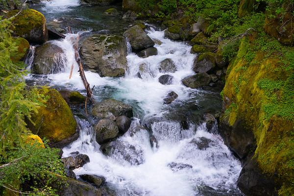 Cascades on Nickel Creek