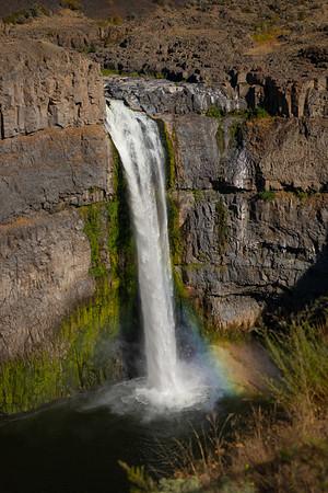 Palouse Falls, WA, August 2019