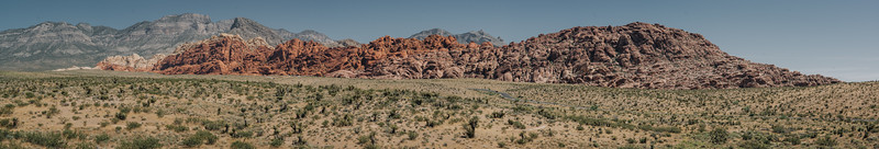 Red Rock Canyon, Nevada, June 2019