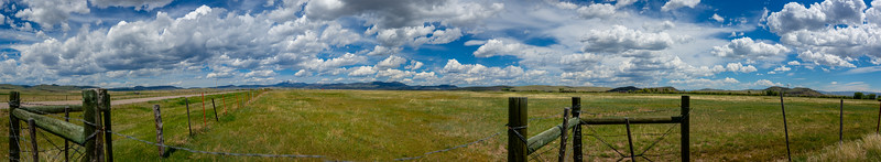 Outside Butte, MT, June 2019