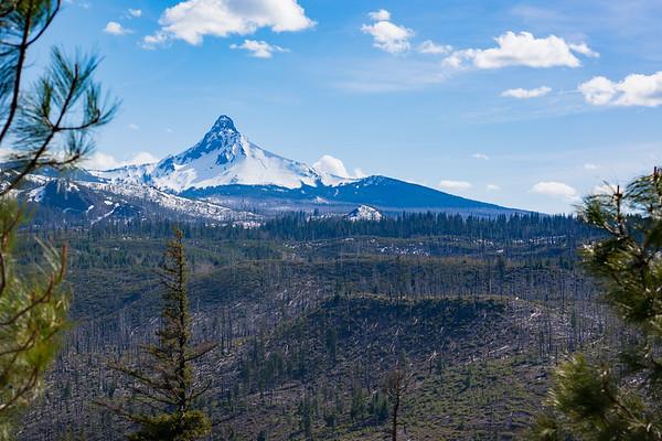Mount Washington, OR, May 2019