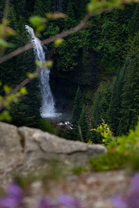 Martha Falls, Rainier National Park, WA