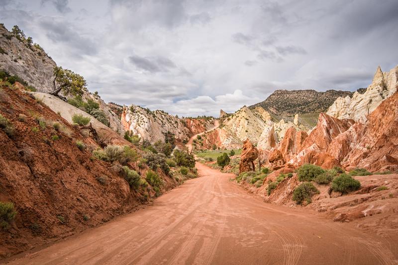 Cotton Wood Canyon Road, Southern Utah