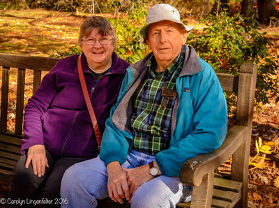 Sheila and John, November 10, 2016