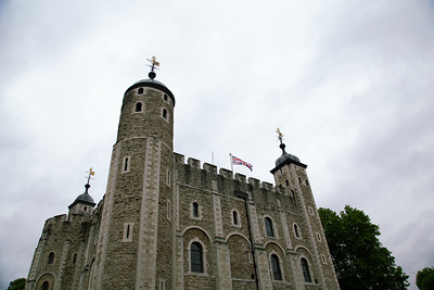 Tower or London, the White Tower