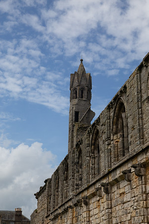 St Andrews-ruined Cathedral