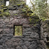 """""""The Witches House""""-ruined cabin in Macleay Park"""