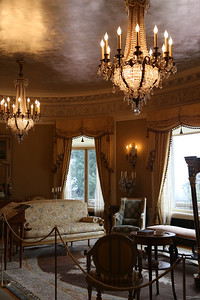 Pittock Mansion interior