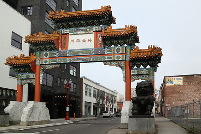 China Town, Portland