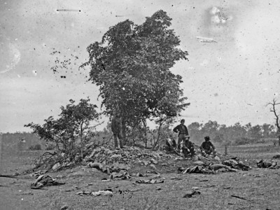 Antietam Rock