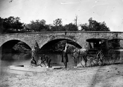 Antietam creek picnic