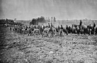 Troops in the Field