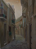 """Baldalato, Italy"" ©2011 Susie Morrell oil on canvas 30"" x 40"""