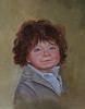"""Harry"" ©2011 Susie Morrell oil on panel ""16 x 20"""