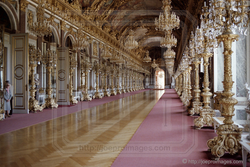Hall of Mirrors, Herrenchiemsee Castle, Germany