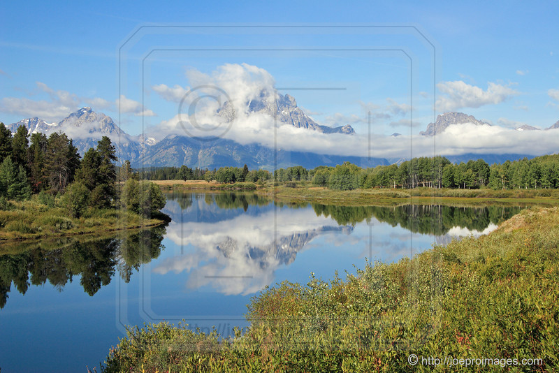 Oxbow Bend, Snake River, Grand Teton National Park