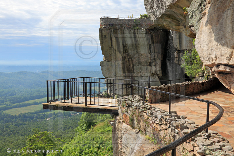Rock City on Lookout Mountain