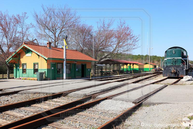 North Alabama Railroad Museum, Huntsville