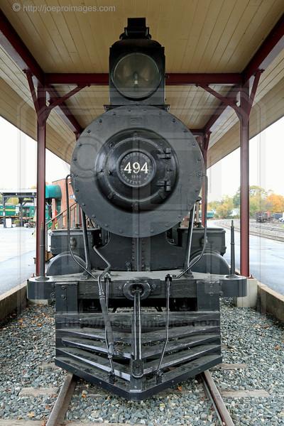 New England Transportation Museum