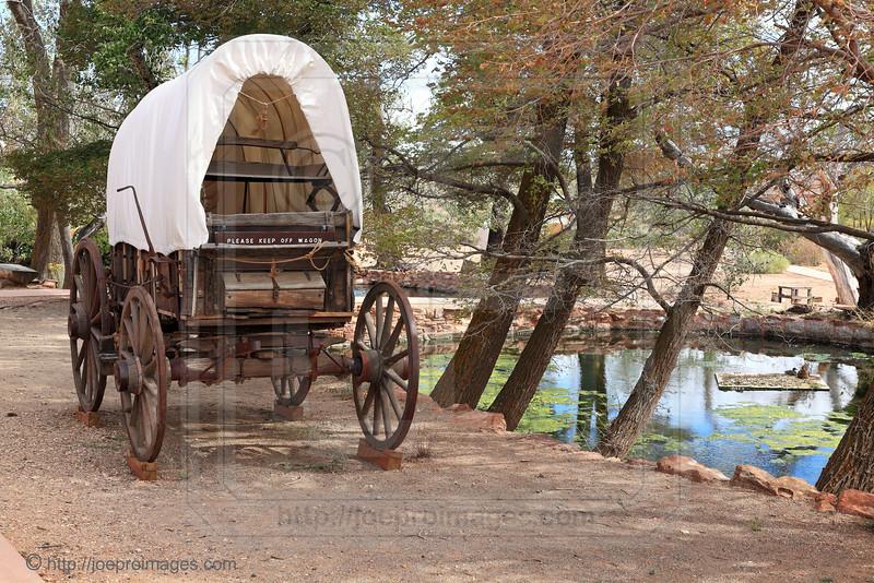 Pipe Spring National Monument, AZ
