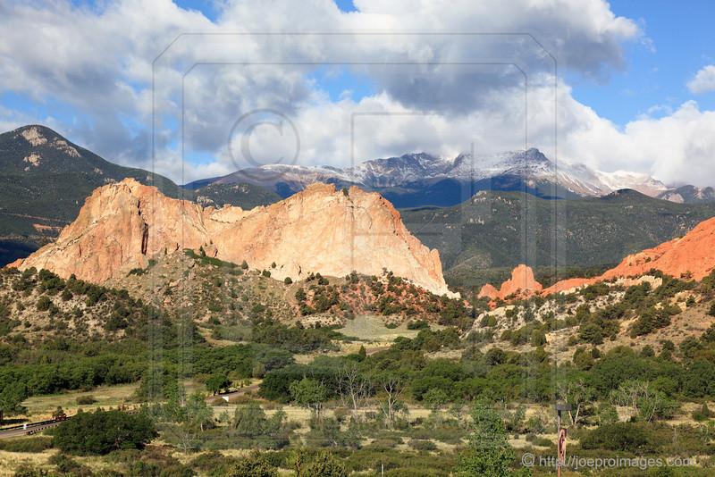 Garden of the Gods Park, Colorado Springs, CO