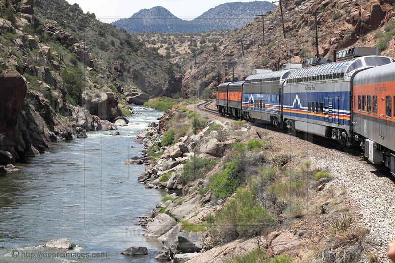 Royal Gorge Route Railroad, Canon City, CO