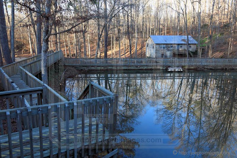 Clarkston Covered Bridge Park, Cullman County, AL