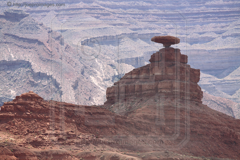 Mexican Hat Rock, UT