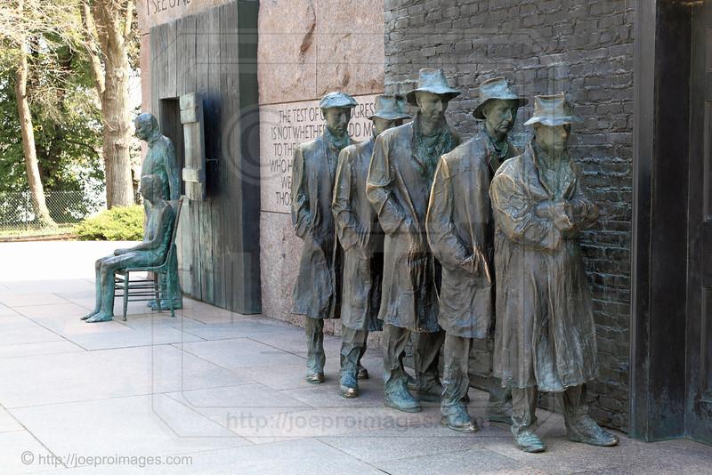 Franklin Delano Roosevelt Memorial National Memorial