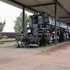 DM&IR #229 Yellowstone Type (2-8-8--4) Steam Locomotive