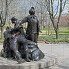 Vietnam Veterans Memorial:  Vietnam Women's Memorial