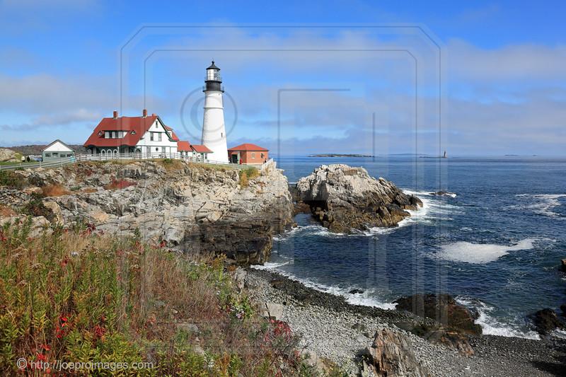 Portland Head Lighthouse & Ram Island Light Station