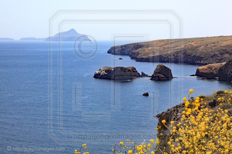 Scorpion Rocks, Santa Cruz Island