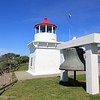 Trinidad Head Memorial Lighthouse and Fog Bell