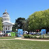 California State Capitol - 2014 Tour of California