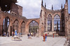 Visit to Coventry Cathedral
