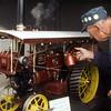 Steam at Crofton