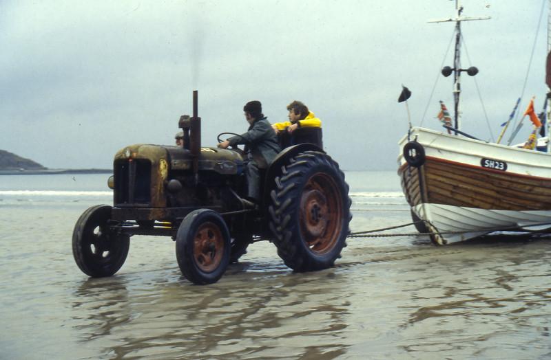 Yorkshire in December 1977