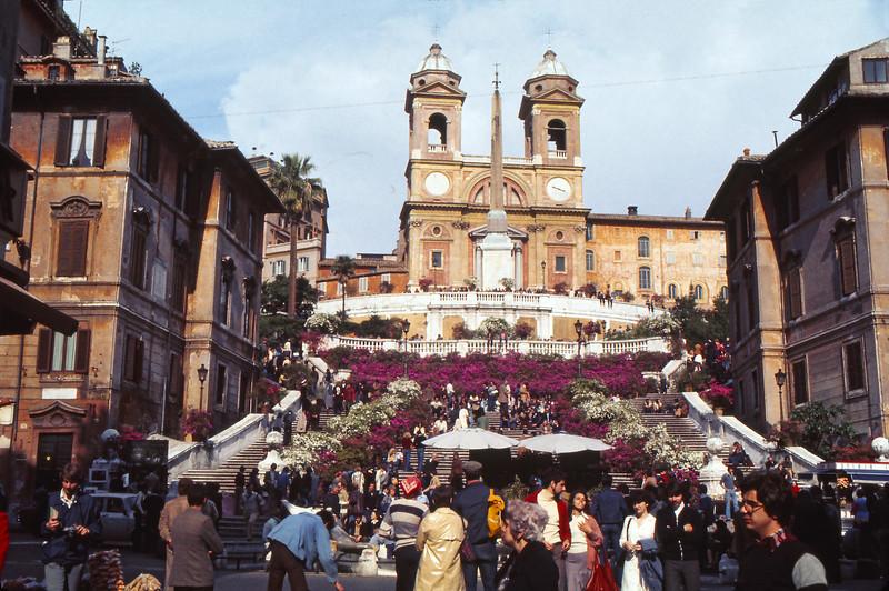 Rome April 1977