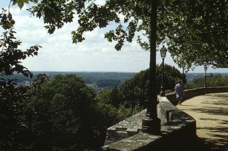 Southern France, 1990