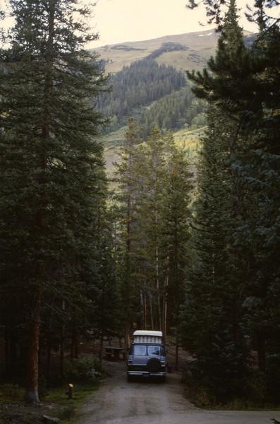 Colorado trip Sept/Oct 1983