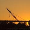 sunset over Fremont