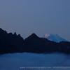Mount Adams from Sunrise Point, Mount Rainier National Park